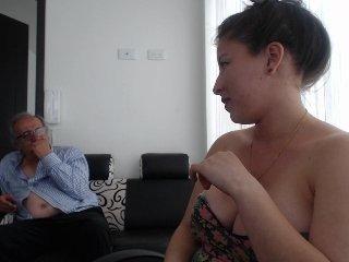 Webcam Belle - estellevans couple loves intense fuck in shaved pussy online