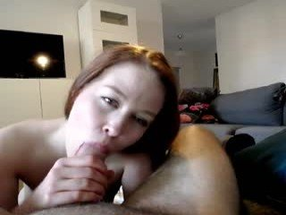 Webcam Belle - exumpan fucking in the ass online and cum on her face babe