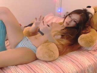Webcam Belle - emma_lu1 adorable webcam girl sucks cock and fucks even anal