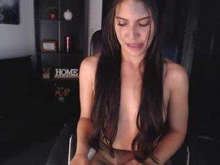 Webcam Belle - emilydam cam girl with hairy pussy