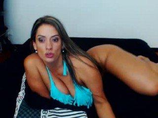 Webcam Belle - katarina_synnn cam girl plays with ohmibod and toys alternately on XXX cam