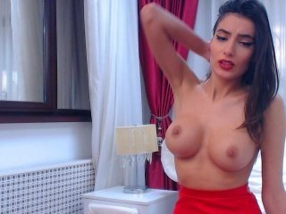 Webcam Belle - ninacrystal big tits cam babe have to shave pussy