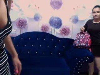 Webcam Belle - pervert_fantasy pregnant cam milf enjoys her body on camera