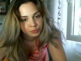 Webcam Belle - rosaliagreeneye spanish cam babe accepts hot cum inside her pussy