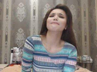 Webcam Belle - jennysynn cam girl with big ass presents hot live sex cum show