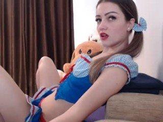 Webcam Belle - chloe_kitty cam girl with big ass presents hot live sex cum show