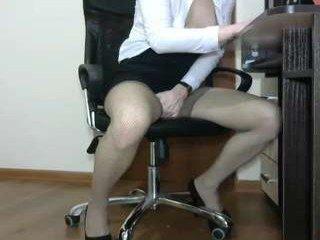 Webcam Belle - mrmrsmirna horny cam girl enjoys dirty anal live sex in exchange for a good mark