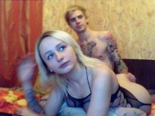 Webcam Belle - sexvikasex european couple having hot and sensuous live sex