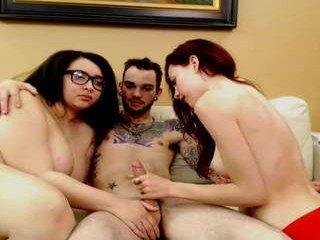 Webcam Belle - sabinarouge outstanding babe enjoys rough anal live sex