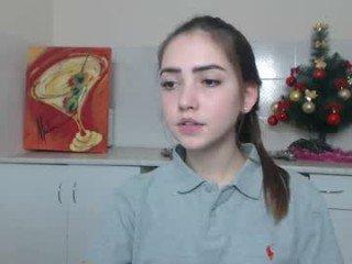 Webcam Belle - monita_clap