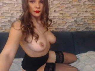 Webcam Belle - dyanne18 big tits spanish cam babe loves fucking on camera