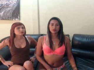 Webcam Belle - maick_lover cam babe very loves roleplay with double penetration actions on camera