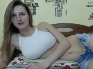 Webcam Belle - mary_lovers cam girl showing big tits and big ass