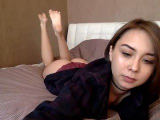 Webcam Belle - rrruby_cat submissive wife ass fucked in sexual servitude