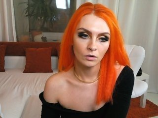 Webcam Belle - denlina do you want to fuck online this european redhead cam girl with pleasure