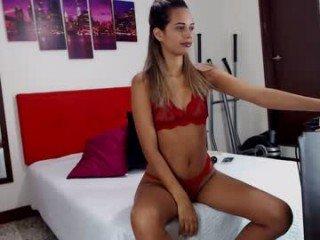 Webcam Belle - sarah_jimenez ebony cam slut enjoys getting her ass anally drilled