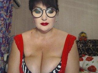 Webcam Belle - merilinxxx amateur cam mature with big tits enjoys hot live sex on the camera
