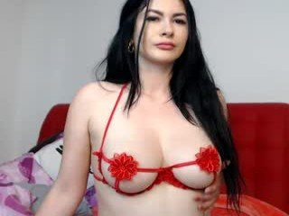 Webcam Belle - naughtyannye horny cam girl enjoys dirty anal live sex in exchange for a good mark