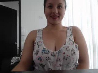 Webcam Belle - helenamilf milf cam slut throat fucked before she takes it in the ass
