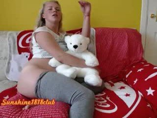 Webcam Belle - sunshine1818club blonde cam girl wants dirty cum show
