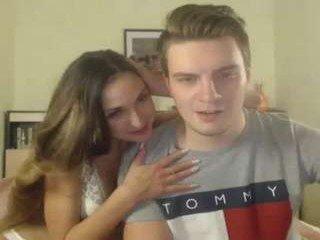 Webcam Belle - evasrozinzki european cam babe loves defile ends with cum on her tits